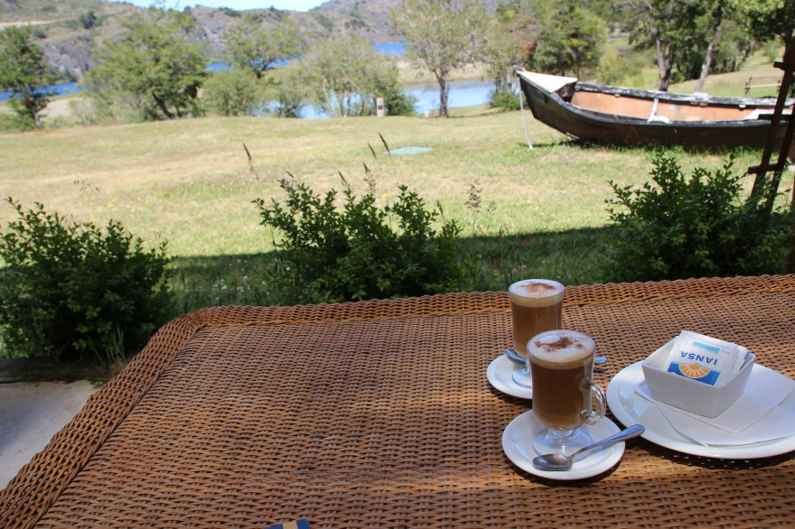 10_cafe in fancy lodge somewhere inbetween puerto tranquillo and the next